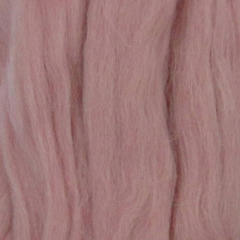 Шерсть для валяния полутонкая 599 Увядшая роза (Пехорка), фото
