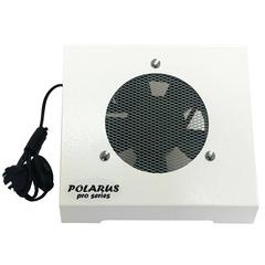 Polarus, Пылесос для маникюра настольный PRO-series 80 Вт (металл)