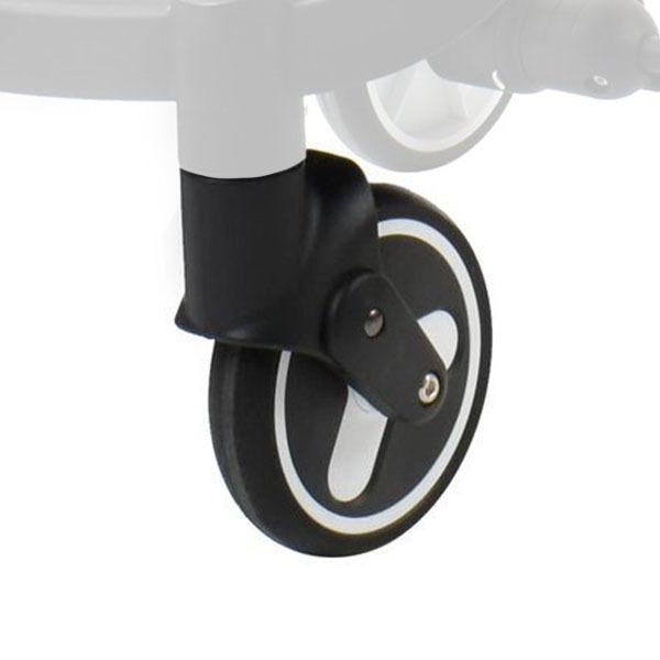 Колеса для детских колясок Переднее колесо yoya plus 3 c вилкой колесоyoyaplus3.jpg