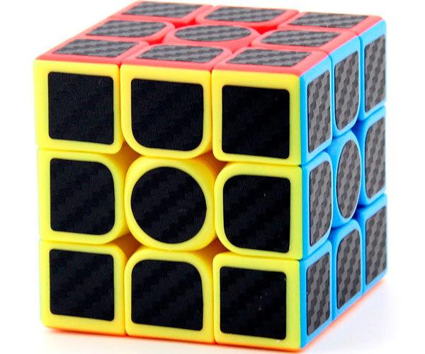 Куб-головоломка MoYo MFJS 3x3 MeiLong Carbon