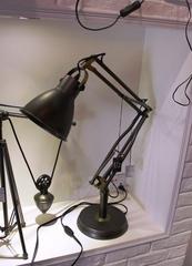 лампа настольная  винтаж  36-08 by INDUSTRIAL INFECTIONAL