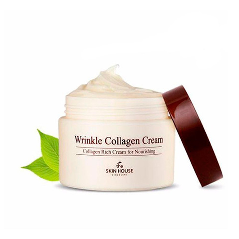 The Skin House Крем от морщин Коллаген Wrinkle Collagen Cream 50мл
