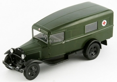GAZ-55 Military Sanitary Service USSR 1:43 DeAgostini Service Vehicle #24