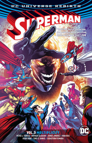 Superman Vol 3 Multiplicity (Rebirth)