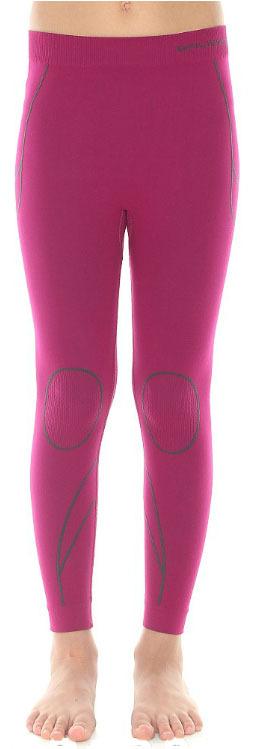 Термобелье кальсоны Brubeck Thermo фиолетовые (LE10780) детские для девочек