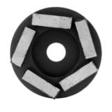 Алмазная шлифовальная фреза Messer тип H 16/18 для грубой шлифовки (5 сегментов)