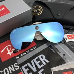 Очки Ray Ban Blaze Shooter RB3581 Blue