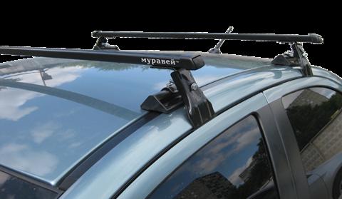 Багажник универсальный для а/м с гладкой крышей
