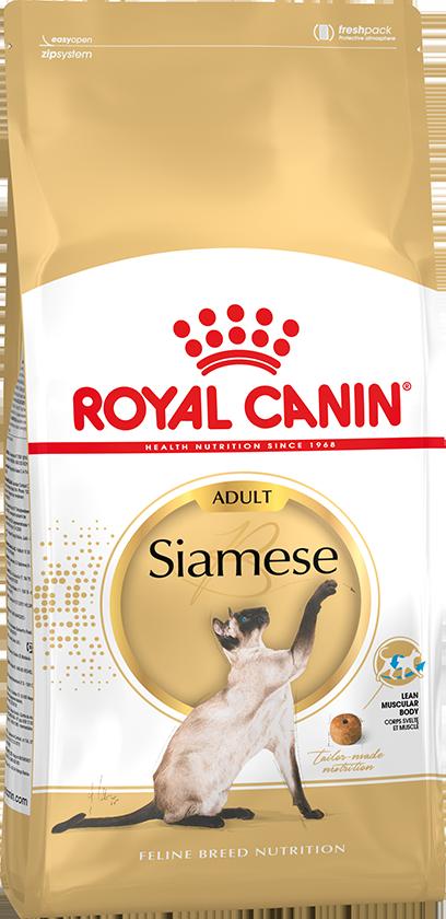 Кошки Корм для сиамских кошек Royal Canin Siamese Adult siameseadult.png