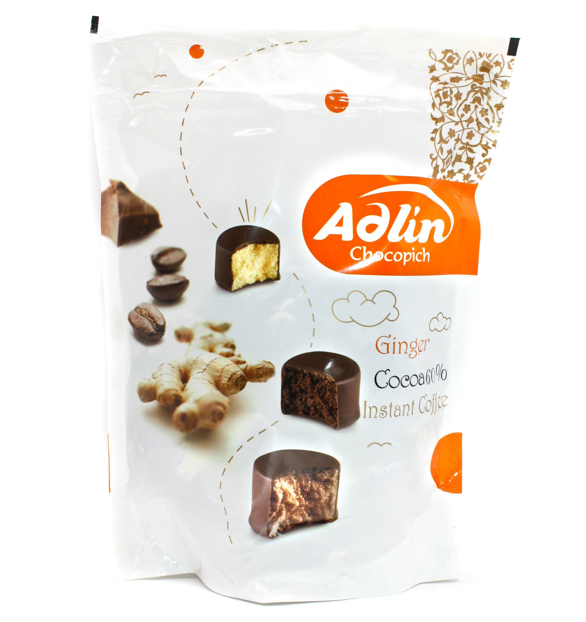 Пишмание Пишмание со вкусом имбиря, какао и кофе в шоколадной глазури, Adlin, 350 г import_files_07_07567c71042811e9a9a2484d7ecee297_07567c7b042811e9a9a2484d7ecee297.jpg