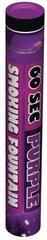 Дым фиолетовый 60 сек. h -220 мм, 1 шт.