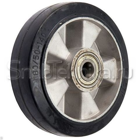 RU 180х50мм колесо с подшипником для гидравлических тележек