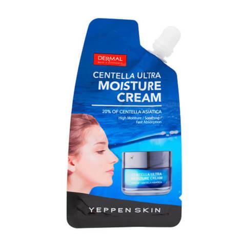 Yeppen Skin Увлажняющий крем для лица с экстрактом центеллы 15г