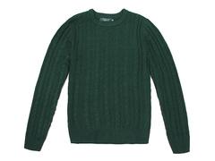 BSW000745 джемпер детский, зеленый