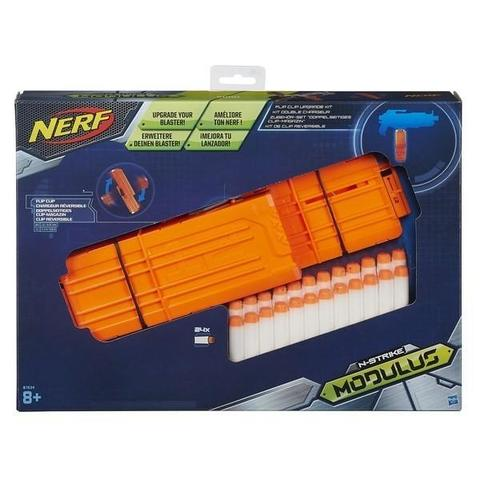 Hasbro: Набор Nerf Модулус сет 1: Запасливый боец B1534