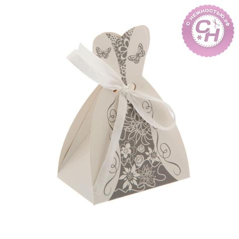 Коробка бонбоньерка