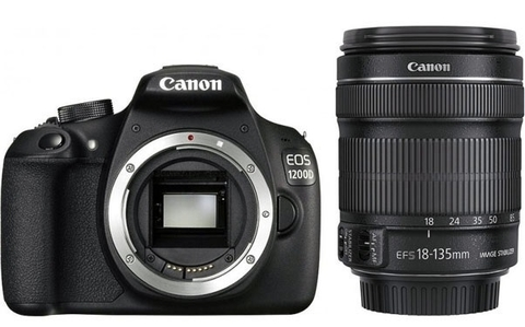 Canon EOS 1200D Kit 18-135mm  IS