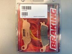 Колодки тормозные braking 929CM46