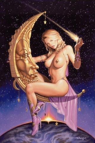 Fantasy Figure Gallery - Luna - Dorian Cleavenger