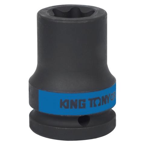 KING TONY (657524M) Головка торцевая ударная TORX Е-стандарт 3/4