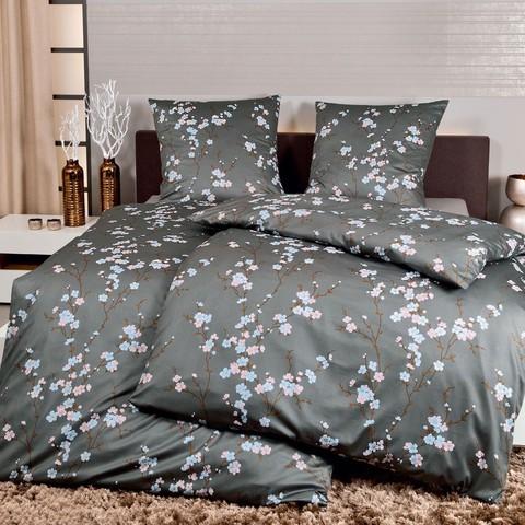 Постельное белье 2 спальное евро Janine Messina 4746 mondnebel