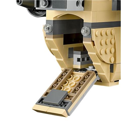 LEGO Star Wars: Боевой корабль Вуки 75084 — Wookiee Gunship — Лего Стар Ворз Звездные войны