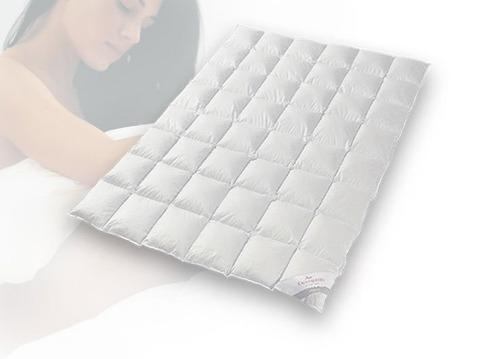 Одеяло пуховое очень легкое 135х200 Kauffmann Лиосилк 200