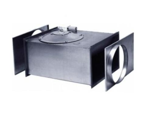 Канальный вентилятор Ostberg RK 400x200 C3 / RKC 200 С3 для прямоугольных воздуховодов