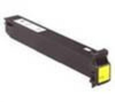 Konica Minolta C253 TN-213Y тонер картридж yellow (желтый) (A0D7252) 19 тыс. Копий