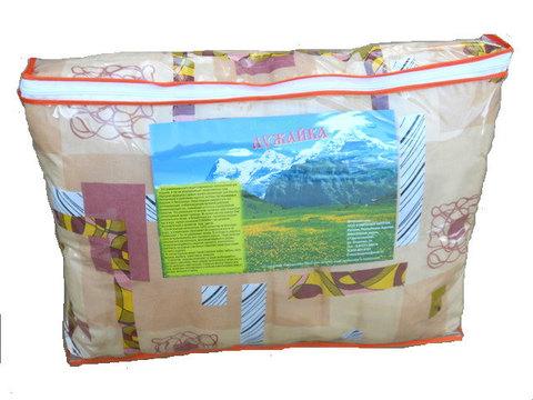 Подушка ЛУЖАЙКА в сумочке