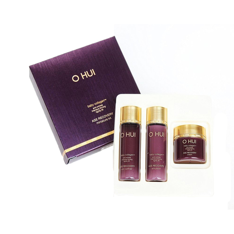 O Hui Age Recovery Kit (3 items)