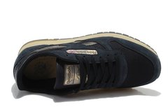 Reebok Classic Leather Utility (Black/Brown/Cement) (001)