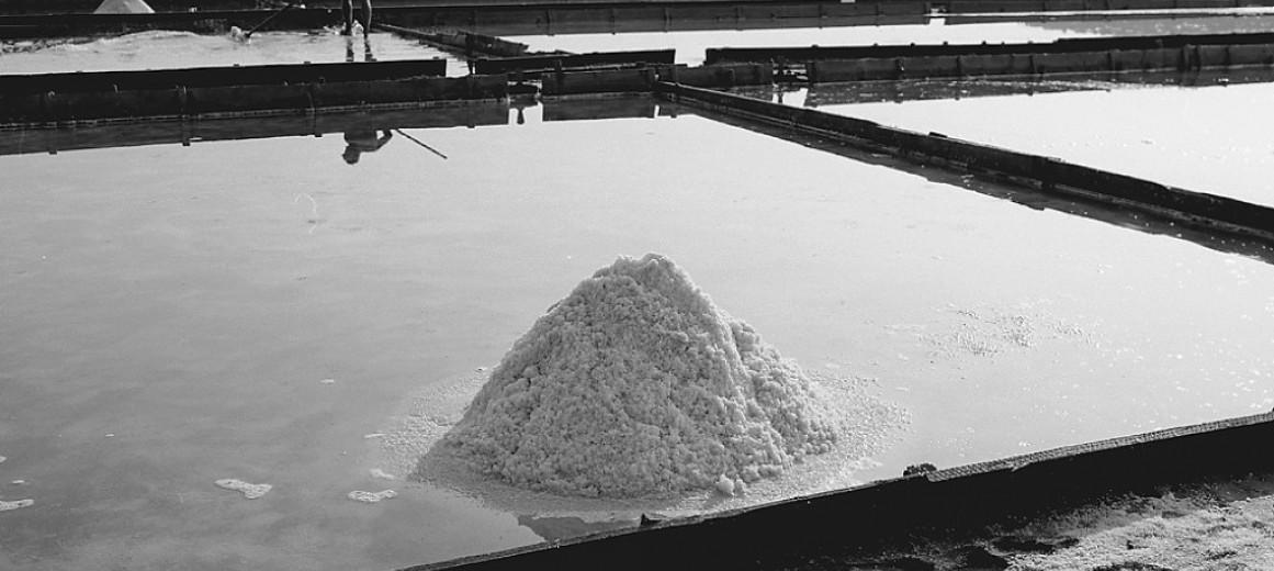 Соль морская мелкая йодированная 1 кг (Словения)