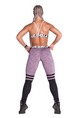 Женские леггинсы Nebbia 286 purple