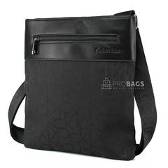 Мужская сумка планшет Calvin Klein A5 Black 003