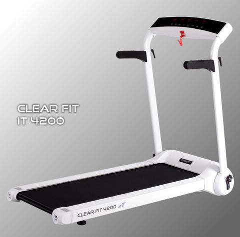 Беговая дорожка Clear Fit IT 4200