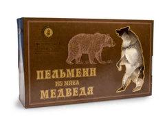 Пельмени с мясом медведя, 800г