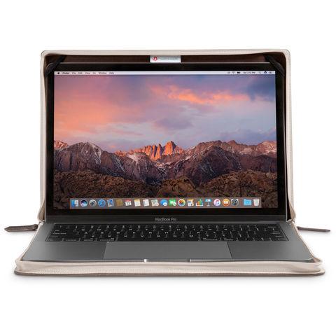 Чехол-книжка кожаный Twelve South BookBook Vol 2 для MacBook Pro 13