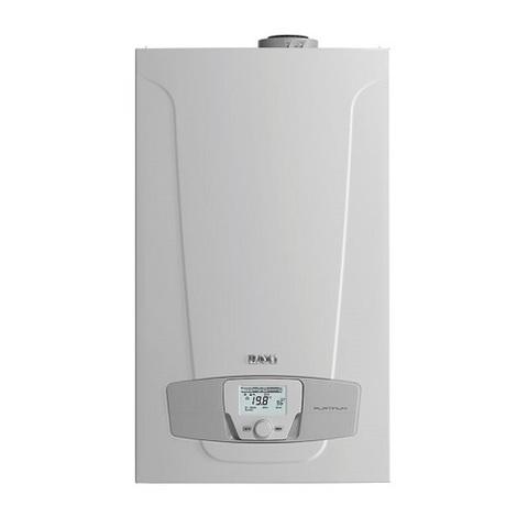 Котел газовый конденсационный BAXI LUNA Platinum+ 1.24 (одноконтурный, закрытая камера сгорания)