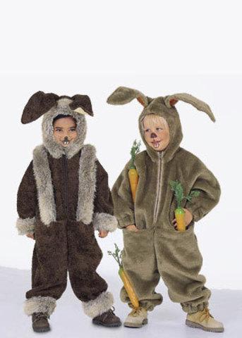 Выкройка Burda (Бурда) 2806 — Кролик