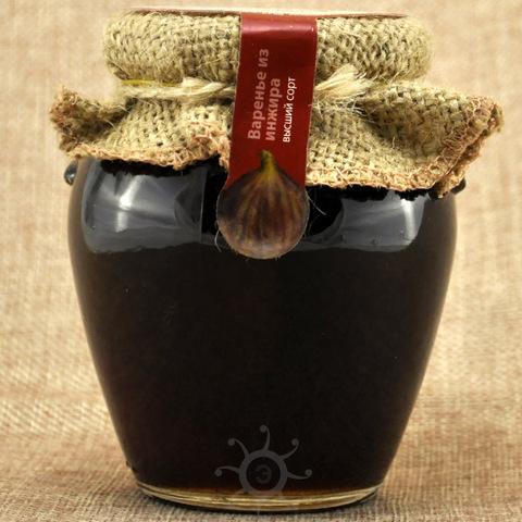 Варенье из инжира Армениум, 375г