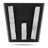 Алмазный шлифовальный франкфурт Messer тип H-16/18 для грубой шлифовки (5 сегментов)