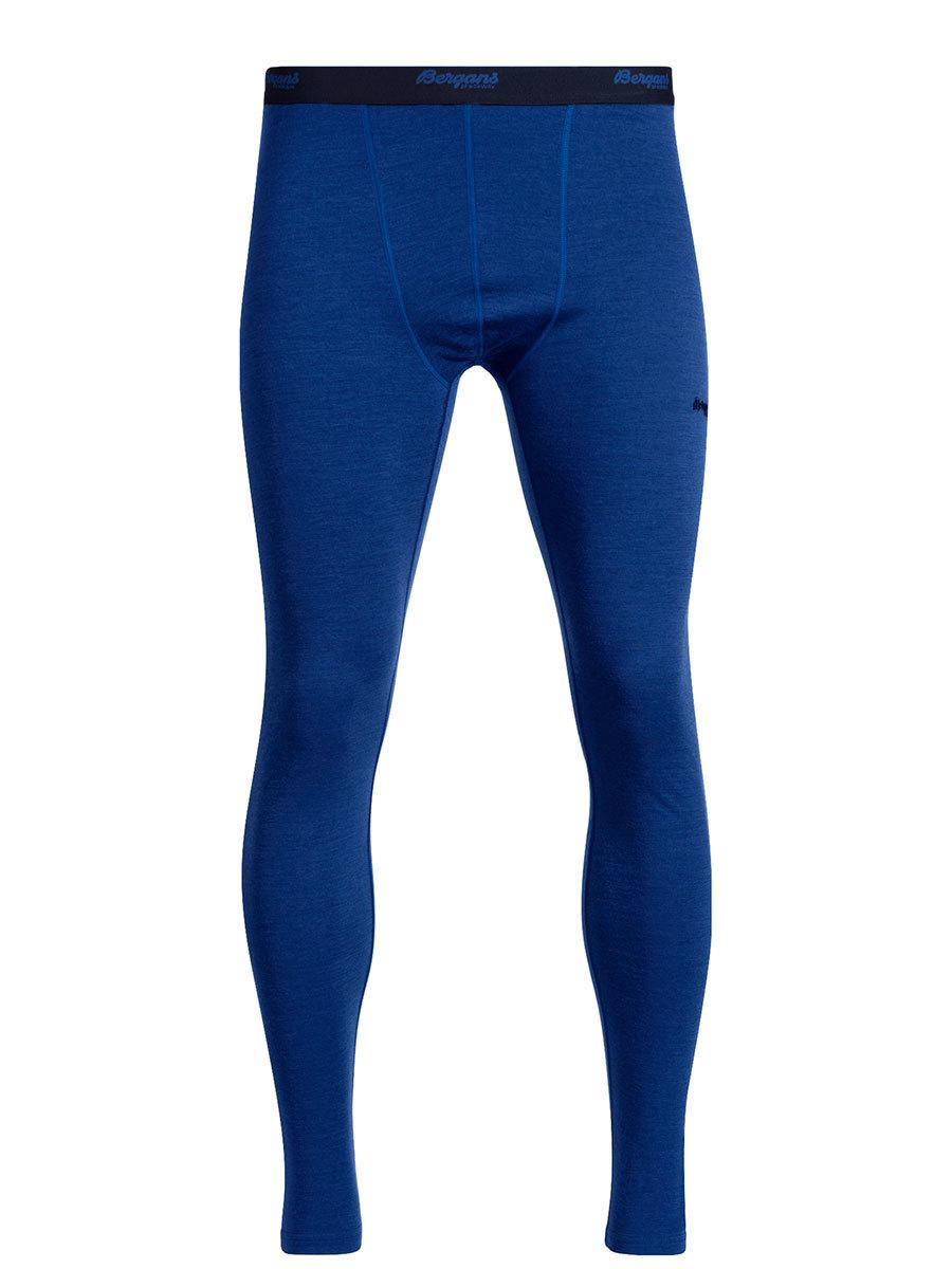 Bergans термобелье брюки 1866 Akeleie Tights Dark Royal Blue