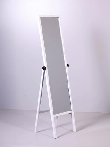 УН-150-40 Зеркало напольное обувное (белое)