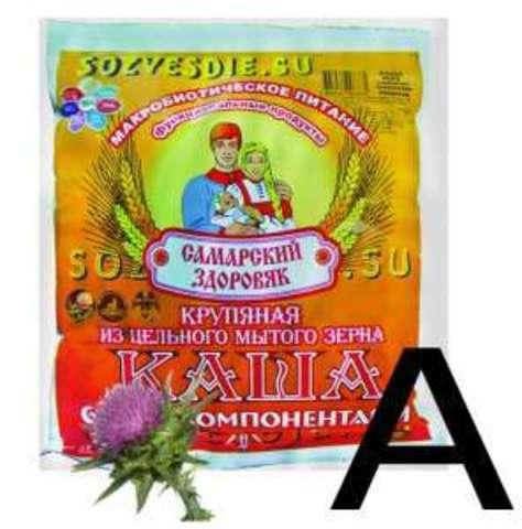 Каша Самарский Здоровяк №85 Противоостеопарозная