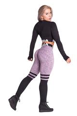 Женские леггинсы NB 286 purple