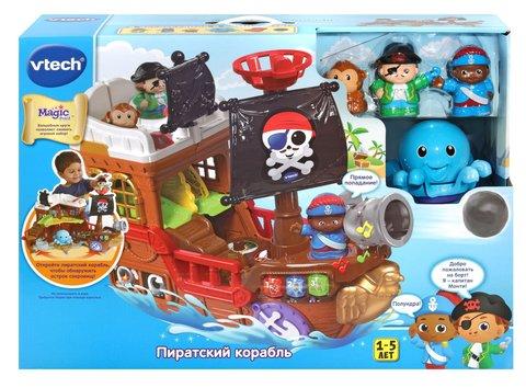 Vtech. Пиратский корабль