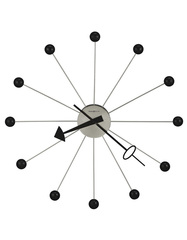Часы настенные Howard Miller 625-527 Ball Clock II