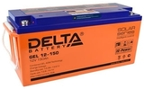 Аккумулятор Delta GEL 12-150  ( 12V 150Ah / 12В 150Ач ) - фотография