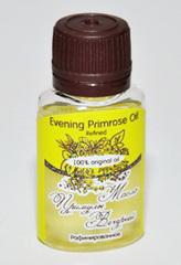 Косметическое масло ПРИМУЛЫ ВЕЧЕРНЕЙ/ Evening Primrose Oil Refined / рафинированное/ 20 ml